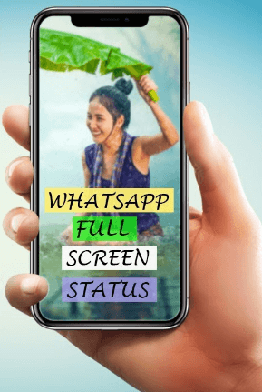 How to make video status for whatsapp