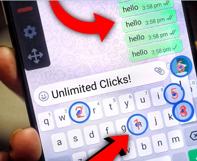 How to Add Auto Click on Whatsapp