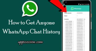 How to Get Anyone WhatsApp Chat and Call History