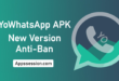 YoWhatsApp APK Download New Version 2021 – Anti-Ban