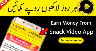 Best Way to Earn Money from Snack Video App